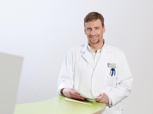 Dr. med. Klaus-Stephan Leers