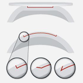 3D Femto-LASIK Z (Niedrigenergielaser) Mit der 3D Femto-Lasik Z lassen sich die Schnittkanten passgenau in die Hornhaut einfügen. Der Flap ist stabiler und dicht.