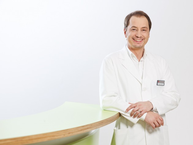Prof. Dr. med. Peter Szurman