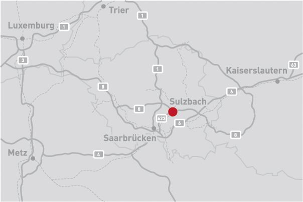 anfahrt augenlaserklinik sulzbach
